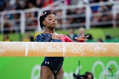 Simone Biles at the Rio Olympics Gymnastics Facts, Gymnastics History, Gymnastics Images, Amazing Gymnastics, Usa Olympics, Rio Olympics 2016, Summer Olympics, Rio Olympic Games, Dancing Dolls
