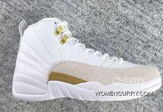 4902239976292b ... nike air jordan 12 xii retro ovo white gold release cheap to buy