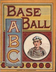 Baseball ABC, 1885