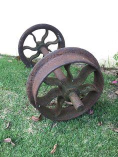 Wheels, Hacienda Muñoz, San Lorenzo, Puerto Rico