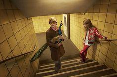 die bilder zu guccis s/s 16-kampagne wurden in berlin aufgenommen | look | i-D