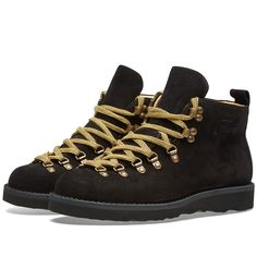 6cc9ce3c34 The quintessential hiking boot design, every pair of Fracap boots are still  made by hand