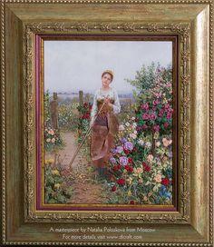 a masterpiece by Natalia Polozkova from Moscow