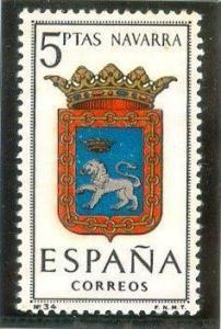 1964 España-Escudo de la Provincia de Navarra Pamplona, Postage Stamps, Spain, Poster, Lettering, Baseball Cards, World, Decor, Laminas Para Decoupage