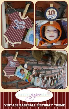 Hey, I found this really awesome Etsy listing at http://www.etsy.com/listing/178712878/baby-boys-first-year-month-by-month