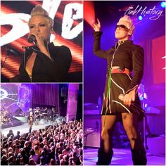 On This Day in #PinkHistory 27th June 2007 P!nk played in Gothenburg, Sweden, on the I'm Not Dead Tour
