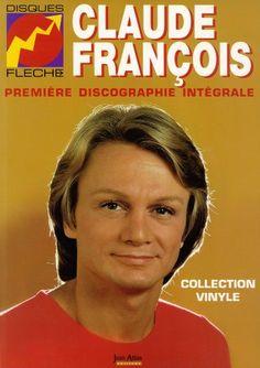 Le livre claude francois premiere discographie integrale collection, 2913973019, les li