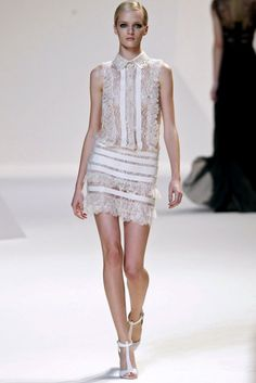 ELIE SAAB - Paris Fashion Week Primavera-Verano 2013