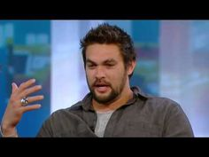 Jason Momoa On Sylvester Stallone, Lisa Bonet And Playing Conan