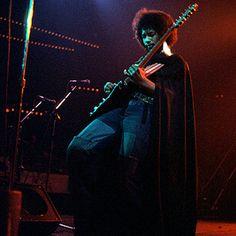 100 Greatest Guitarists: David Fricke's Picks: Eddie Hazel | Rolling Stone