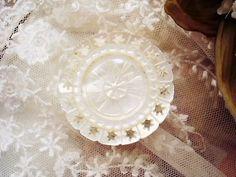 マザーパール・コットンリール(オリジナル糸付き) - イギリスとフランスのアンティーク | バラと天使のアンティーク | Eglantyne(エグランティーヌ)