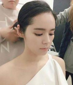 Đẳng cấp góc nghiêng đẹp nín thở của nữ thần trong mọi nữ thần Han Ga In - Ảnh 3.