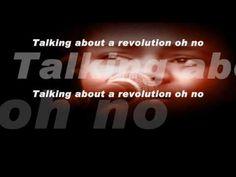 Tracy Chapman - Talkin' Bout A Revolution - Video with Lyrics