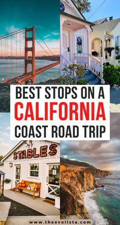 California Travel Guide, Visit California, California Coast, California Living, California Wine, Highway Road, Road Trip Destinations, Travel Usa, Travel Tips