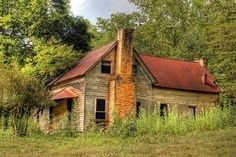 Near Talking Rock, GA  Daddy's family came from Talking Rock wonder if the house looks anything like the old home place?