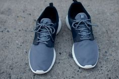 NIKE Roshe Run Vent Pack - Black / Cool Grey | Kith NYC