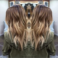 Hair goal. Length. Color. All!