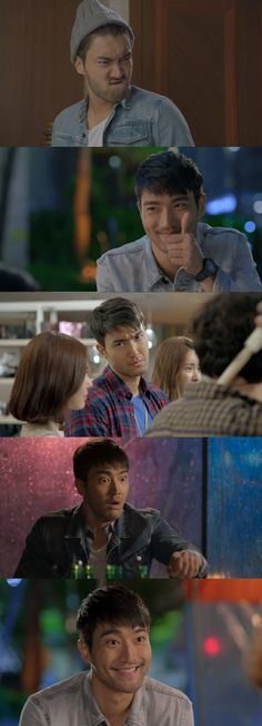 Oh, Siwon! How can you possibly not have second lead syndrome in She Was Pretty with all of this going on?