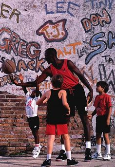 Michael Jordan is involved with a variety of charities including the Boys' and Girls' Clubs of America, UNCF/College Fund, Special Olympics and a number of other charitable organizations that support children and families.