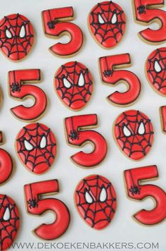 Spiderman Cake Ideas for Little Super Heroes - Novelty Birthday Cakes
