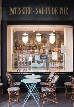 Bistro Interior, Coffee Shop Interior Design, Cafe Design, Cozy Cafe Interior, French Coffee Shop, French Cafe, Paris Coffee Shop, Cozy Coffee Shop, Coffee Shops