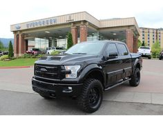 New 2015 Ford F-150 FTX Lariat 4WD