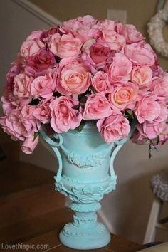 rose mint blue