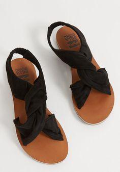 1633d920c4d Billabong Faux Suede Sandal - Women s Shoes in Off Black