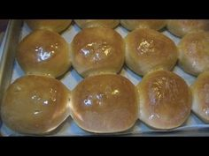 ▶ Easy Yeasted Sourdough Rolls! Noreen's Kitchen - YouTube