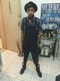 Bib Overalls, Dungarees, Dandy, Dapper, Hipster, Jeans, Style, Fashion, Different Styles