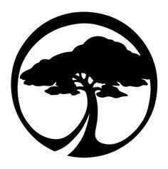 Arbor Longboards Tree Logo
