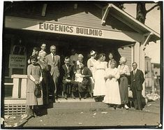 Eugenics even occured in the USA-Sterilization of those who were seen as unfit to procreate.   :( Often procedures where done to the mentally ill and African Americans