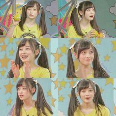 Sweet Girls, Cute Girls, Flower Makeup, Kawaii Makeup, Hashimoto Kanna, Human Poses, Pin On, Japan Girl, Girls Characters