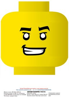 picture regarding Lego Faces Printable called 15 Easiest Lego Faces! shots in just 2018 Lego gown, Little ones