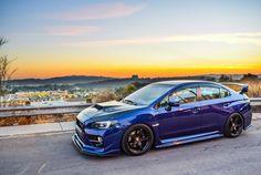 #SubarusandSunsets (photo courtesy: James Santi Esguerra) Subaru Cars, Jdm Cars, Sti Car, 2015 Wrx, Subaru Impreza Sti, Colin Mcrae, Car Goals, Car Tuning, Japanese Cars
