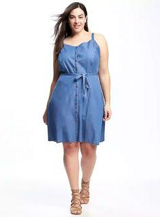 Plus Size Red Ruffle Dress | My Style | Pinterest | Ruffle dress ...