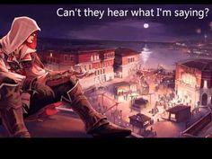 Ezio in Firenze Celaena Sardothien, Aelin Ashryver Galathynius, Fanart, Dragon Age, Skyrim, Assasins Cred, Ezio, Assassins Creed Series, Plus Tv