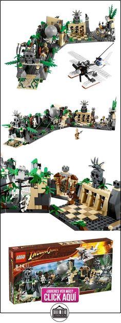 LEGO Indiana Jones 7623  ✿ Lego - el surtido más amplio ✿ ▬► Ver oferta: https://comprar.io/goto/B000T718W8