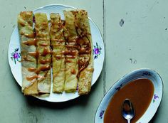 Crêpes with Salted-Butter Caramel from food52