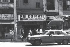 A primeira loja Rei do Mate, na Av. São João. Tornou-se tradição na cidade  // Gestão & Negócios |Perfil empreendedor A história da expansão do Rei do Mate comandada pelo executivo Antônio Carlos Nasraui