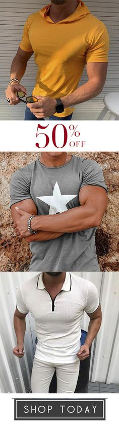 Summer Men's Short Sleeve Lapel Shirts Mode Man, Urban Fashion, Men's Fashion, Fashion Rings, Man Dressing Style, Mens Fashion Sweaters, Beach Shirts, Tee Shirts, Stylish Mens Outfits