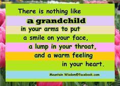 Grandchildren ( mountain wisdom)