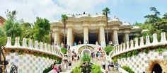 Parc Güel #Barcelone #Barcelona