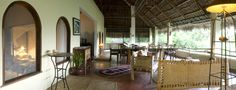 Veranda of the Swahili House which overlooks Mkoma Bay - four bedroom, two bath, small kitchen - perfect for families - taken by colleen hogg   www.colleenhogg.com