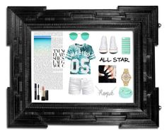 """Summer"" by saramarkovic2004 ❤ liked on Polyvore"