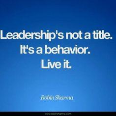 Leader ..
