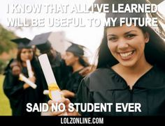 I Know That All I've Learned Will Be Useful…#funny #lol #lolzonline