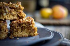 Verträumte Apple-Brown Butter Blondies Rezept von @beardandbonnet mit…