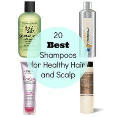 20 best shampoos for healthy hair and scalp best shampoos, hair health, healthy scalp Healthy Scalp, Healthy Hair, Curly Hair Styles, Natural Hair Styles, Shampoo For Curly Hair, Best Shampoos, Shiny Hair, Hair Health, Gorgeous Hair