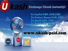 Ukash PayPal vaihtoon. PayPal myynnissä. PayPal Ukash hetkessä.